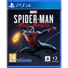 PS4 Marvel's Spider-Man: Miles Morales
