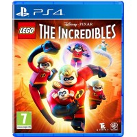 PS4 Lego The Incredibles Pixar Disney