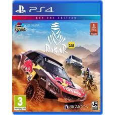 PS4 Dakar 18 Day One Edition