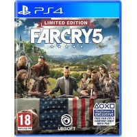 PS4 Far Cry 5 LIMITED EDITION
