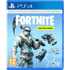 PS4 Fortnite: Deep Freeze