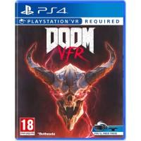 PS4 VR DOOM VFR