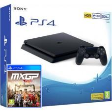 SONY igralna konzola Playstation 4 Slim 500GB in MXGP PRO
