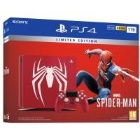 SONY igralna konzola Playstation 4 Slim 1TB Limited Edition Spider-man