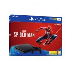 SONY igralna konzola Playstation 4 Slim 1TB Spider-man