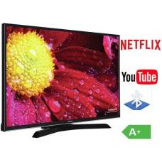 """Televizor Hitachi 43HK6001 LED TV 109,2 cm (43"""") 4K Ultra HD Smart TV Wi-Fi, črn"""