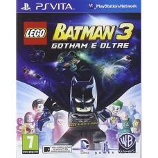 PS VITA Lego Batman 3 Gotham and Beyond