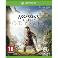 XBOX ONE Assassin´s Creed ODYSSEY