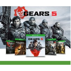 XBOX ONE/XBOX SERIES DLG Gears of War 2, 3, 4, Gear 5, Ultimate
