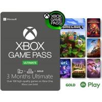 XBOX GAME PASS ULTIMATE 3 mesečna naročnina