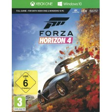 XBOX ONE DLG Forza HORIZON 4 (Windows 10) HDR 4K