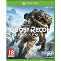XBOX ONE Tom Clancy's Ghost Recon Breakpoint