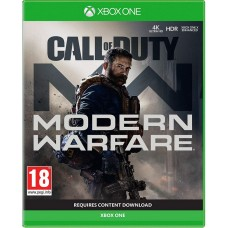 XBOX ONE Call of Duty Modern Warfare
