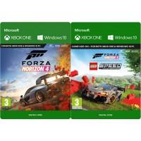 XBOX ONE DLG Forza HORIZON 4 z LEGO Speed Champions (Windows 10) HDR 4K