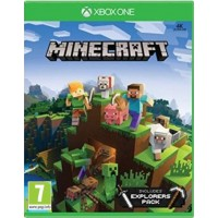 XBOX ONE MINECRAFT in EXPLORER PACK