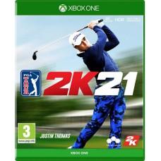XBOX ONE PGA TOUR 2K21