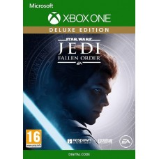 XBOX ONE DLG Star Wars Jedi Fallen Order Deluxe Edition HDR 4K + EA Play