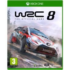 XBOX ONE WRC 8
