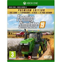 XBOX ONE Farming Simulator 19 Premium Edition