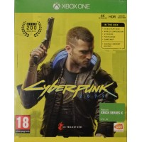 XBOX ONE/XBOX SERIES CYBERPUNK 2077