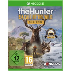 XBOX ONE The Hunter Call Of The Wild 2019 Edition