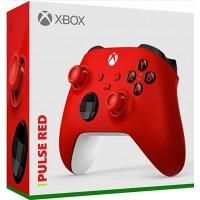 XBOX Brezžični plošček BT Wireless Controller rdeč Pulse Red