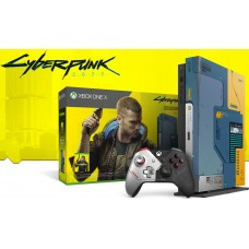 MICROSOFT igralna konzola Xbox One X 1TB Cyberpunk 2077 Limited Edition 4K UHD