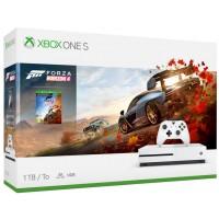 Microsoft igralna konzola XBOX ONE S 1TB in FORZA HORIZON 4