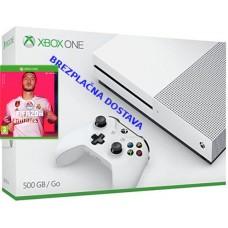Microsoft igralna konzola XBOX ONE S 500GB in FIFA 20