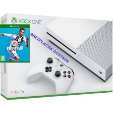 Microsoft igralna konzola XBOX ONE S 1TB in FIFA 19