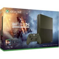 Microsoft igralna konzola XBOX ONE S 1TB Battlefield 1 posebna izdaja + 215 IGER