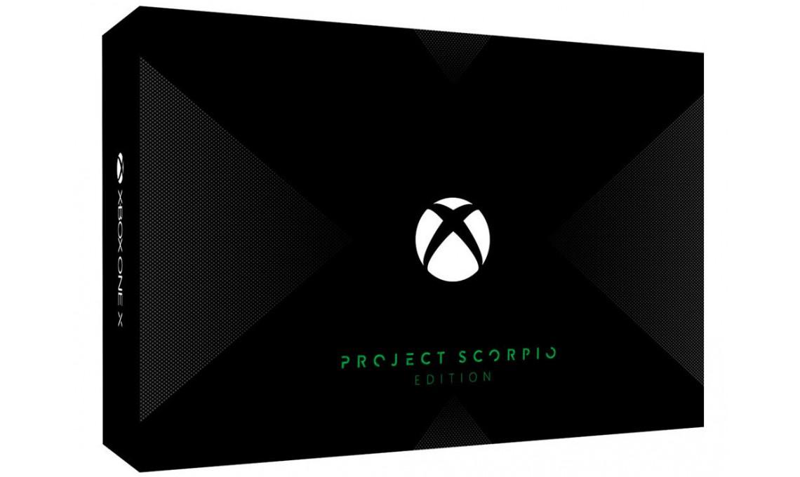 XBOX ONE X Scorpion