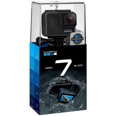 GoPro športna kamera HERO7 Black (CHDHX-701-RW) 4K UHD+ kartica uSDHC Kingston 64GB
