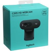 Spletna Kamera LOGITECH C505HD