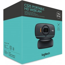 Spletna Kamera LOGITECH C525HD rotacija 360° Samodejno ostrenje