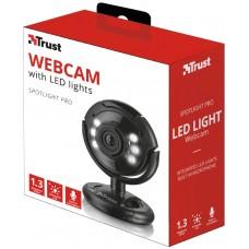 Spletna Kamera Trust SpotLight Pro Webcam z LED osvetlitvijo