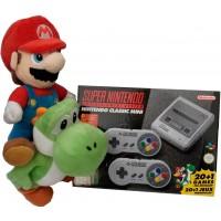 Nintendo Classic Mini Super Nintendo Entertainment System, Super Mario in Yoshi pliškota