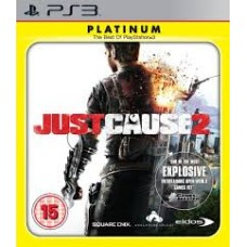 PS3 Just Cause 2  (R)