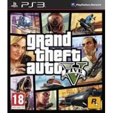 PS3 GTA V (GTA 5)