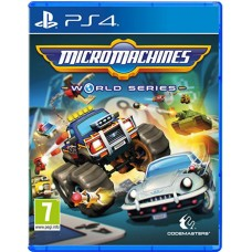 PS4 Micromachines World Series