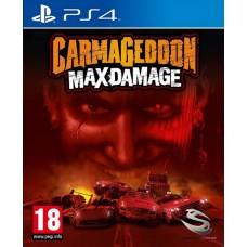 PS4 CARMAGEDDON MAXDAMAGE