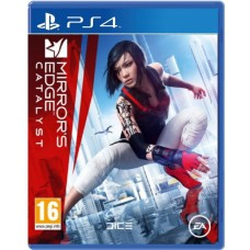 PS4 Mirror's Edge Catalyst