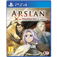 PS4 Arslan The Warriors Of Legend