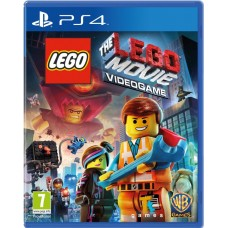 PS4 LEGO THE LEGO MOVIE VIDEOGAME