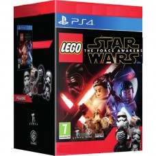 PS4 LEGO Star Wars The Force Awakens in Star Wars pliško 18cm