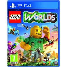 PS4 LEGO WORLD
