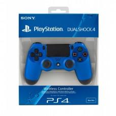 DualShock 4 V2 PS4 SONY Brezžični plošček moder