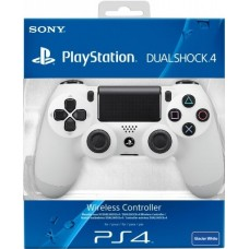 DualShock 4 V2 PS4 SONY Brezžični plošček bel