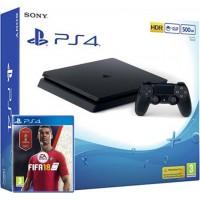 SONY igralna konzola Playstation 4 Slim in FIFA 18