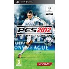 PSP PES 2012 PRO EVOLUTION SOCCER